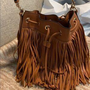 Rebecca Minkoff Bucket Fringe Bag